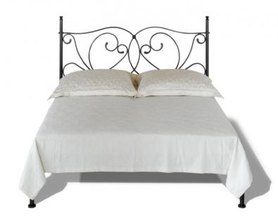t te de lit galicia lits romantiques iron art. Black Bedroom Furniture Sets. Home Design Ideas