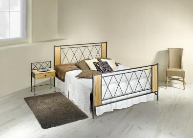 Lit salamanca lits romantiques iron art - Les lits en fer forge ...