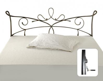 tête de lit siracusa | lits romantiques iron-art